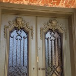 1700-tals dörr